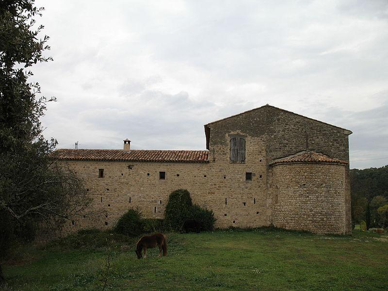 Photo du Monument Historique Domaine de Saint-Christophe situé à Brignoles
