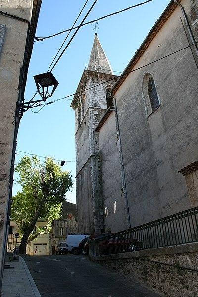 Photo du Monument Historique Eglise Saint-Sauveur situé à Brignoles