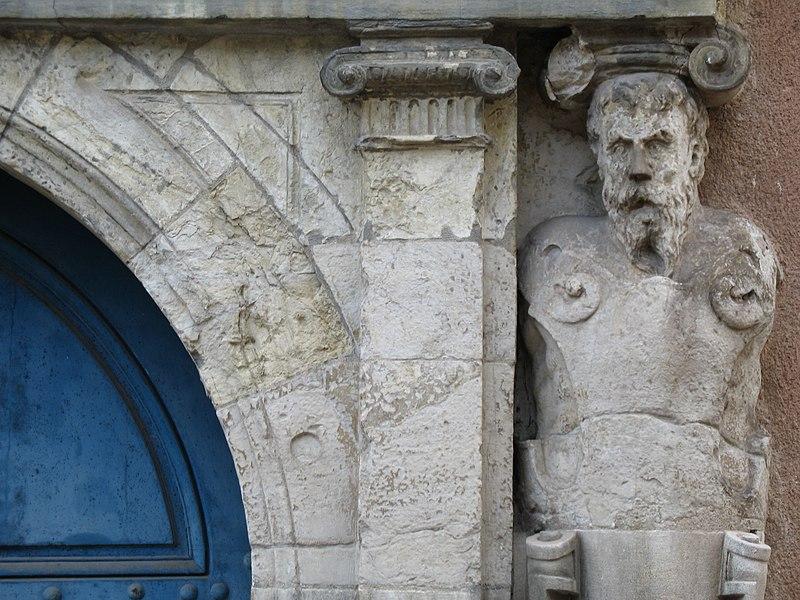 Photo du Monument Historique Hospice Saint-Jean situé à Brignoles