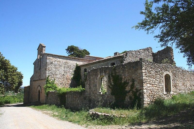 Photo du Monument Historique Chapelle Notre-Dame situé à Brue-Auriac