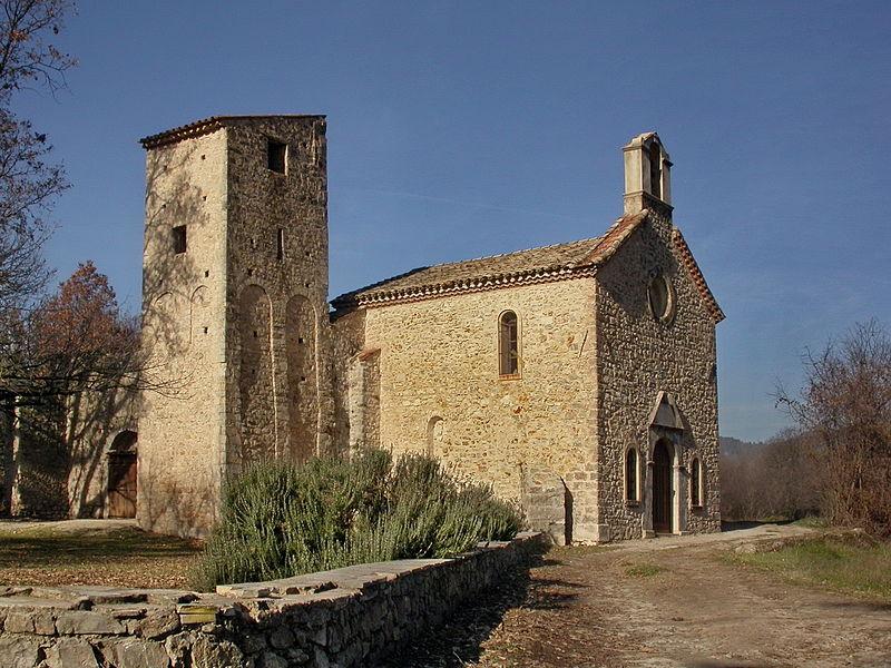 Photo du Monument Historique Chapelle Notre-Dame et chapelle du 17s situé à Callian