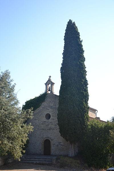 Photo du Monument Historique Chapelle Notre-Dame-de-Carami situé à Carcès