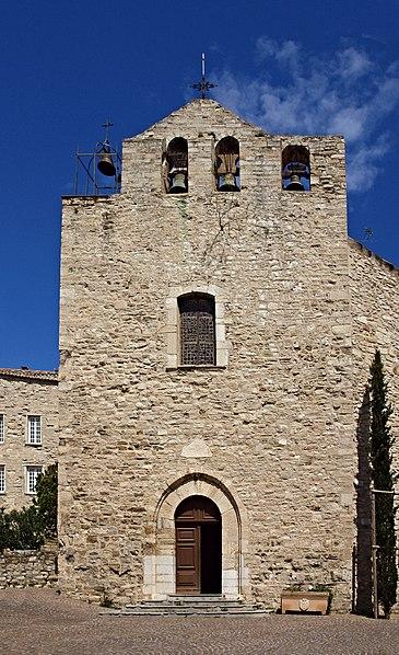 Photo du Monument Historique Eglise situé à Le Castellet