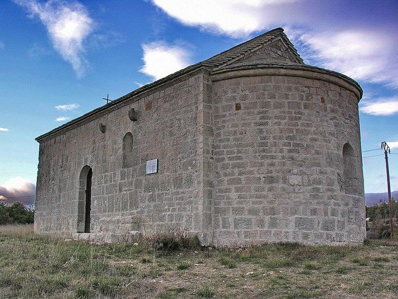 Photo du Monument Historique Chapelle Saint-Didier situé à Comps-sur-Artuby