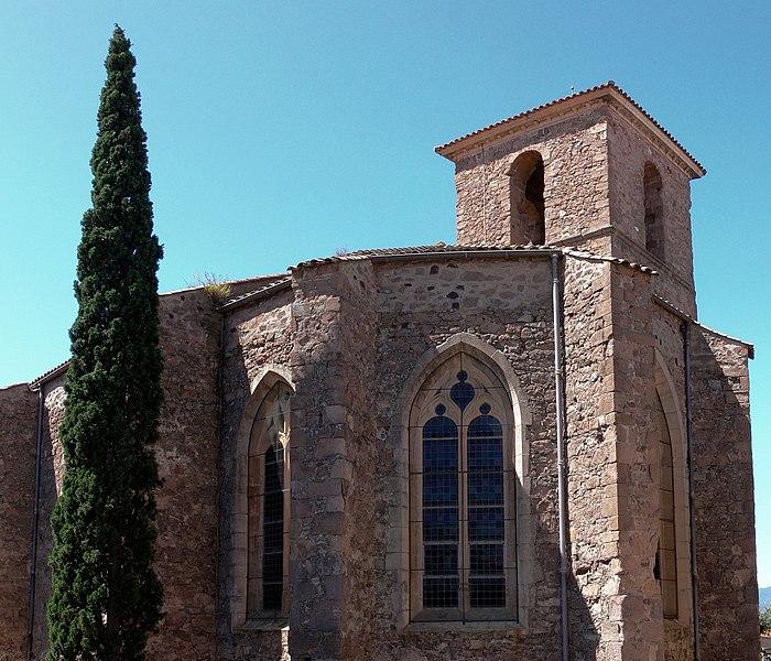 Photo du Monument Historique Chapelle Saint-François-de-Paule situé à Fréjus
