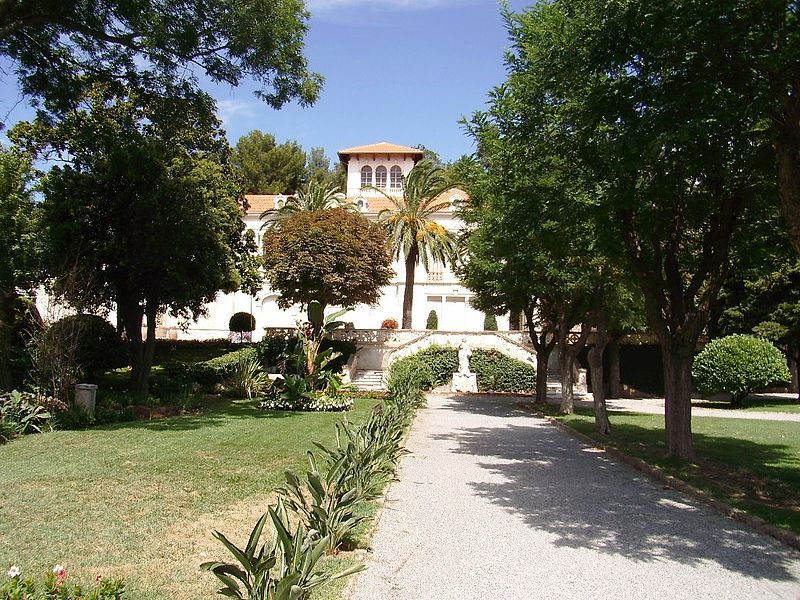 Photo du Monument Historique Maison dite Maison Maria situé à Fréjus