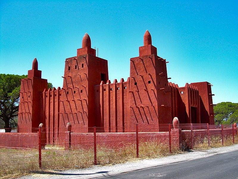 Photo du Monument Historique Mosquée de Missiri situé à Fréjus