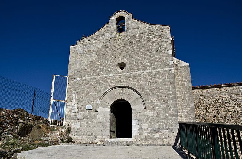 Photo du Monument Historique Chapelle de style roman (vieille) situé à Garde (La)