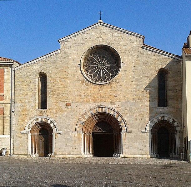 Photo du Monument Historique Eglise Saint-Louis situé à Hyères