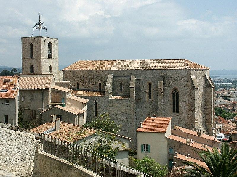 Photo du Monument Historique Eglise Saint-Paul situé à Hyères