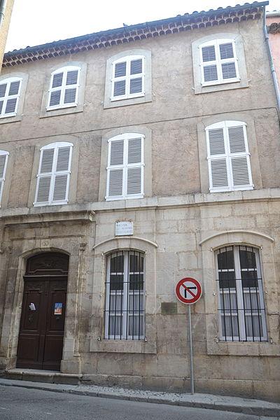 Photo du Monument Historique Presbytère situé à Lorgues