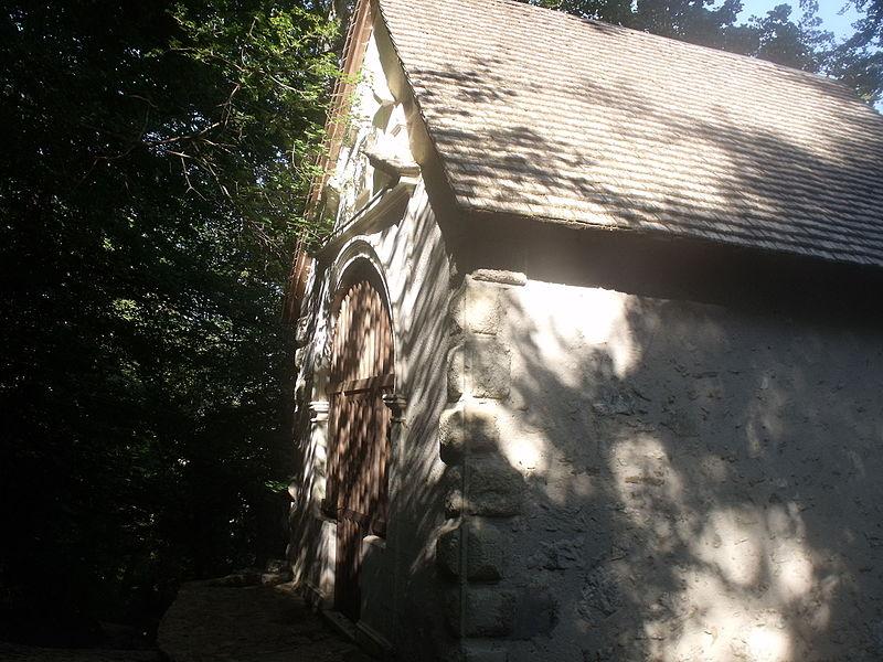 Photo du Monument Historique Oratoires et chapelle situé à Plan-d'Aups-Sainte-Baume