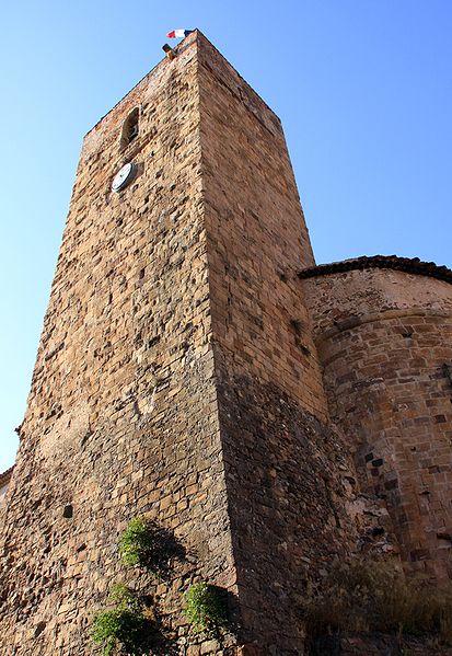 Photo du Monument Historique Eglise  et tour attenante situé à Saint-Raphaël