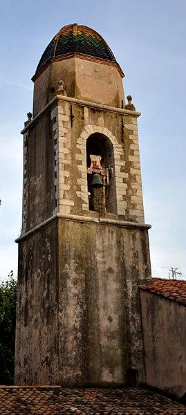 Photo du Monument Historique Chapelle de la Miséricorde situé à Saint-Tropez