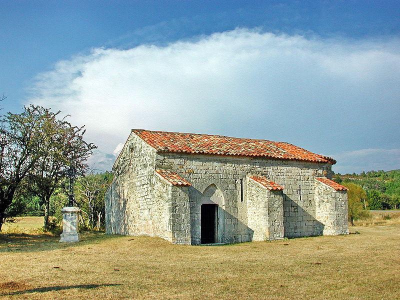 Photo du Monument Historique Chapelle Saint-Romain situé à Seillans