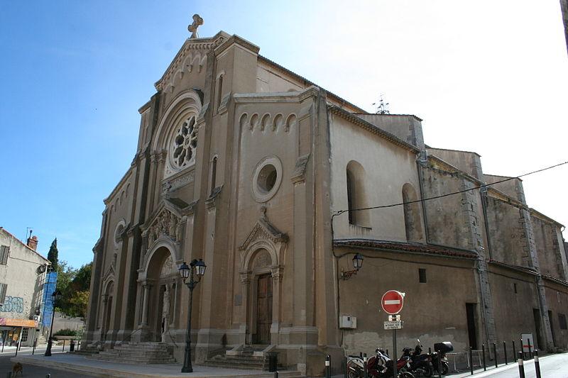 Photo du Monument Historique Eglise Notre-Dame-du-Bon-Voyage situé à La Seyne-sur-Mer