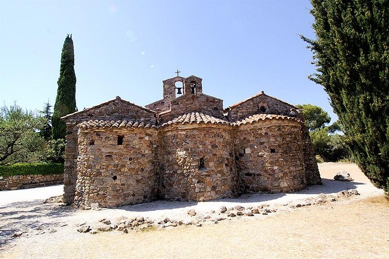 Photo du Monument Historique Chapelle Notre-Dame de la Pépiole situé à Six-Fours-les-Plages