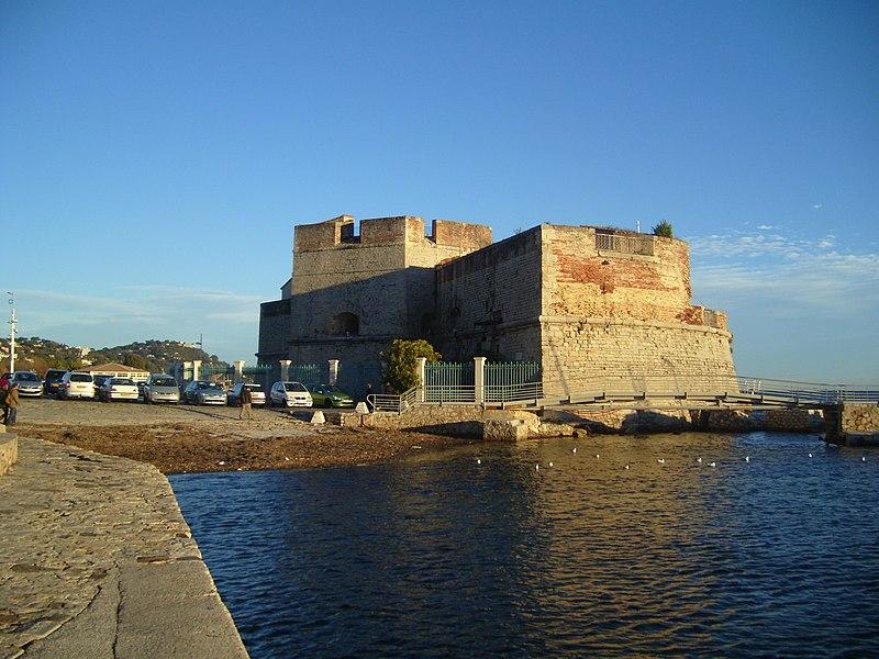 Photo du Monument Historique Fort Saint-Louis situé à Toulon