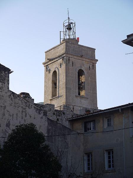 Photo du Monument Historique Eglise situé à Valette-du-Var (La)