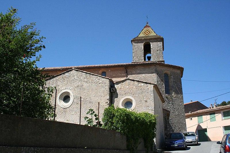 Photo du Monument Historique Eglise Notre-Dame-de-Nazareth situé à Varages