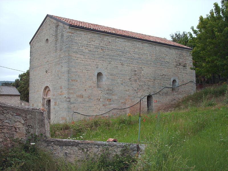 Photo du Monument Historique Chapelle des Templiers situé à Villecroze