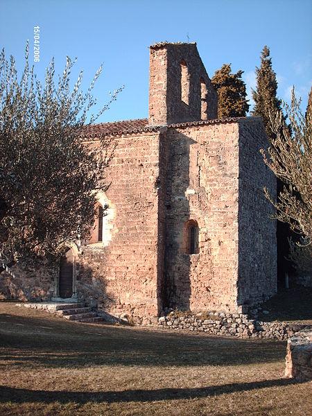 Photo du Monument Historique Eglise situé à Villecroze