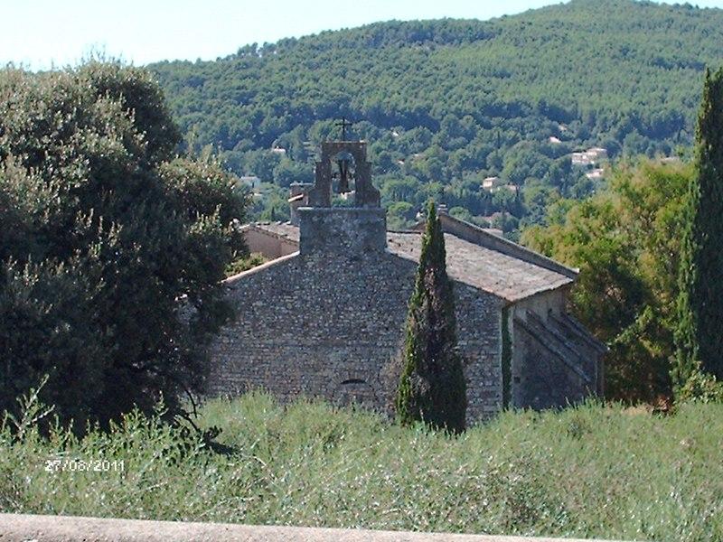 Photo du Monument Historique Chapelle de Saint-Hermentaire situé à Draguignan