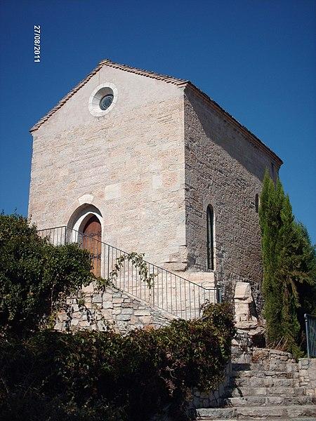 Photo du Monument Historique Chapelle Saint-Sauveur situé à Draguignan