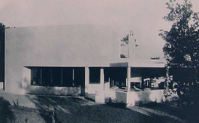 Photo du Monument Historique Club-house du Golf de Beauvallon situé à Grimaud