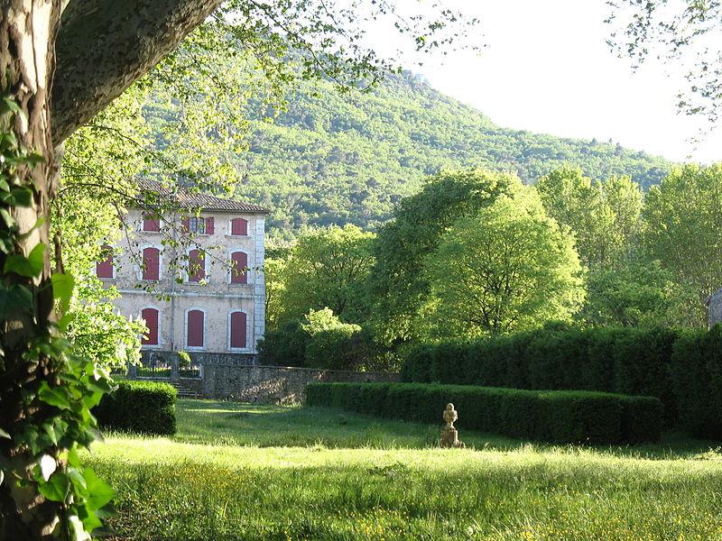 Photo du Monument Historique Château situé à Pourcieux