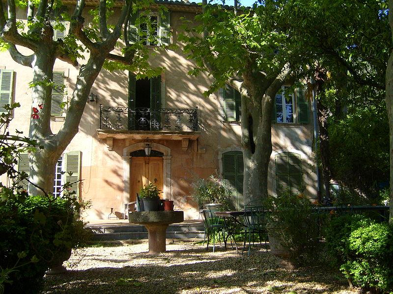 Photo du Monument Historique Domaine d'Orvès situé à La Valette-du-Var