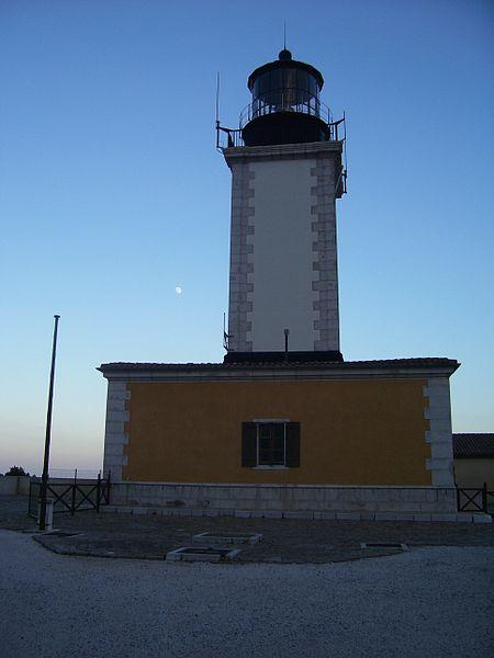 Photo du Monument Historique Phare du Cap Camarat situé à Ramatuelle