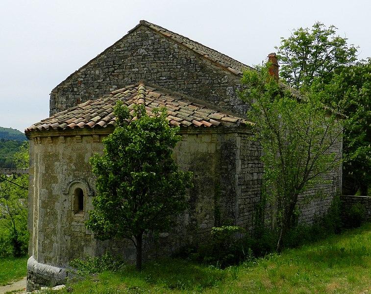 Photo du Monument Historique Chapelle Saint-Michel situé à Apt