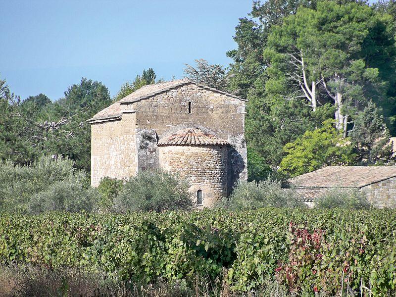 Photo du Monument Historique Chapelle Saint-Sixte situé à Aubignan