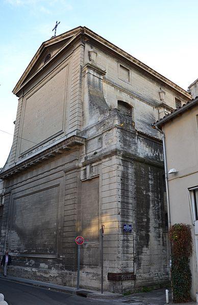 Photo du Monument Historique Chapelle Saint-Charles et sa sacristie situé à Avignon