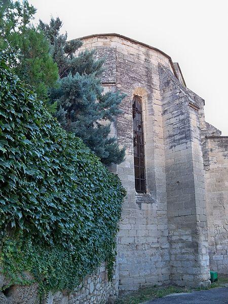Photo du Monument Historique Couvent de Saint-Véran situé à Avignon