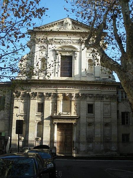 Photo du Monument Historique Couvent de la Visitation situé à Avignon