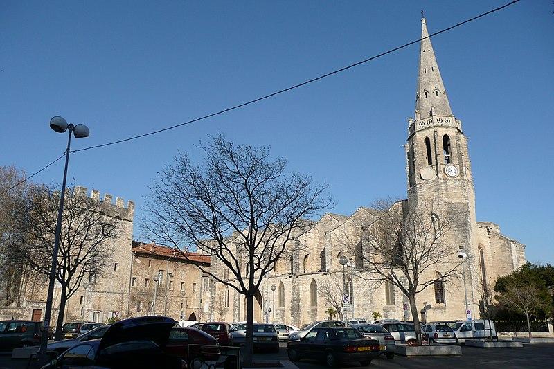 Photo du Monument Historique L'ancienne livrée de Montfavet dit également couvent Notre-Dame de Bon Repos  ou monastère Notre-Dame de Bon Repos situé à Avignon