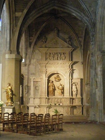 Photo du Monument Historique Eglise Saint-Agricol situé à Avignon
