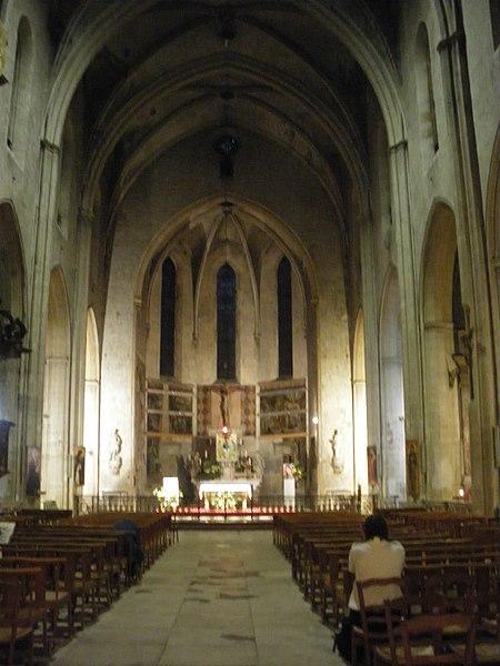Photo du Monument Historique Eglise Saint-Didier situé à Avignon
