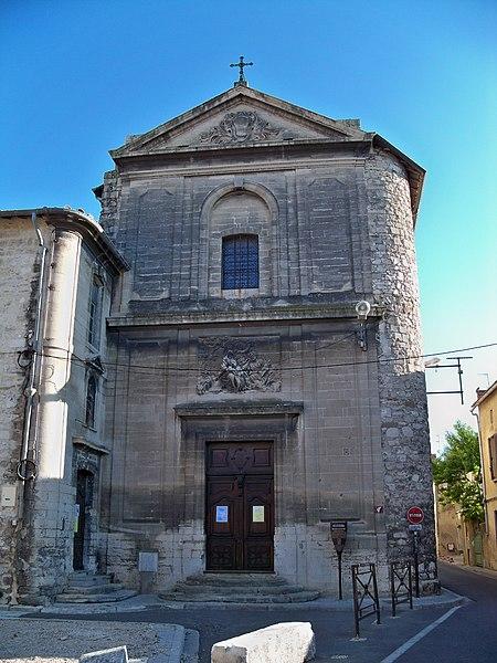 Photo du Monument Historique Hôpital Sainte-Marthe situé à Avignon