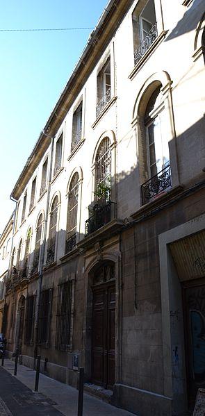Photo du Monument Historique Hôtel Azémar, dit aussi Hôtel de Beaumont ou Hôtel de Teste situé à Avignon
