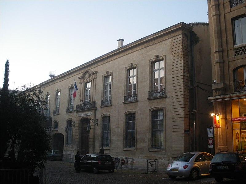 Photo du Monument Historique Hôtel de Forbin situé à Avignon