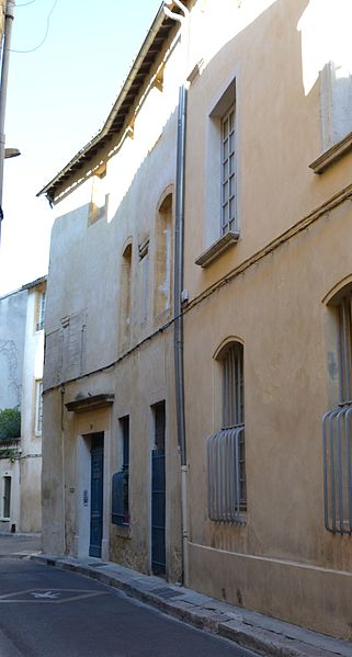 Photo du Monument Historique Hôtel Galéans des Issarts situé à Avignon
