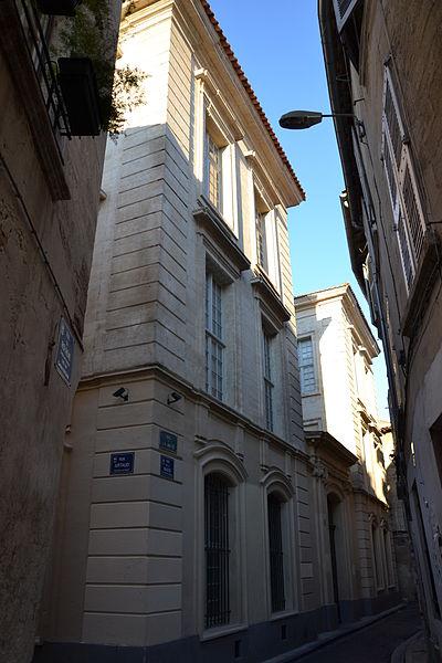 Photo du Monument Historique Hôtel de Salvador situé à Avignon