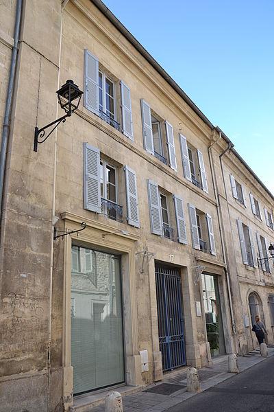 Photo du Monument Historique Immeuble dit Maison des Chartreux situé à Avignon