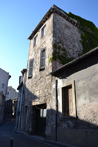 Photo du Monument Historique Immeuble dit maison du roi René situé à Avignon