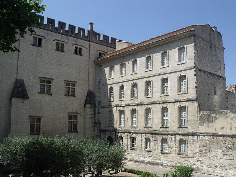 Photo du Monument Historique Livrée cardinalice Ceccano situé à Avignon