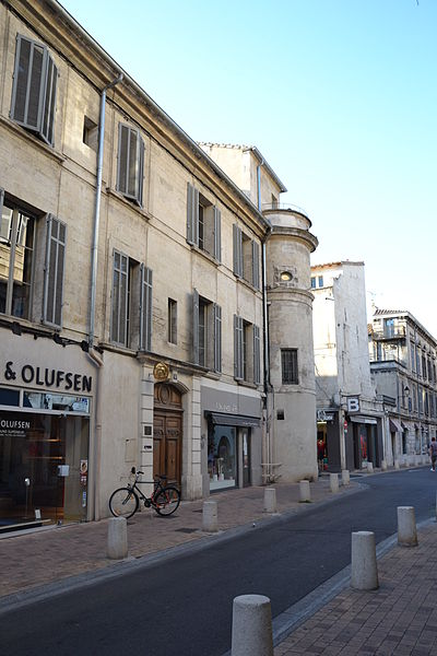 Photo du Monument Historique Maison Casal situé à Avignon
