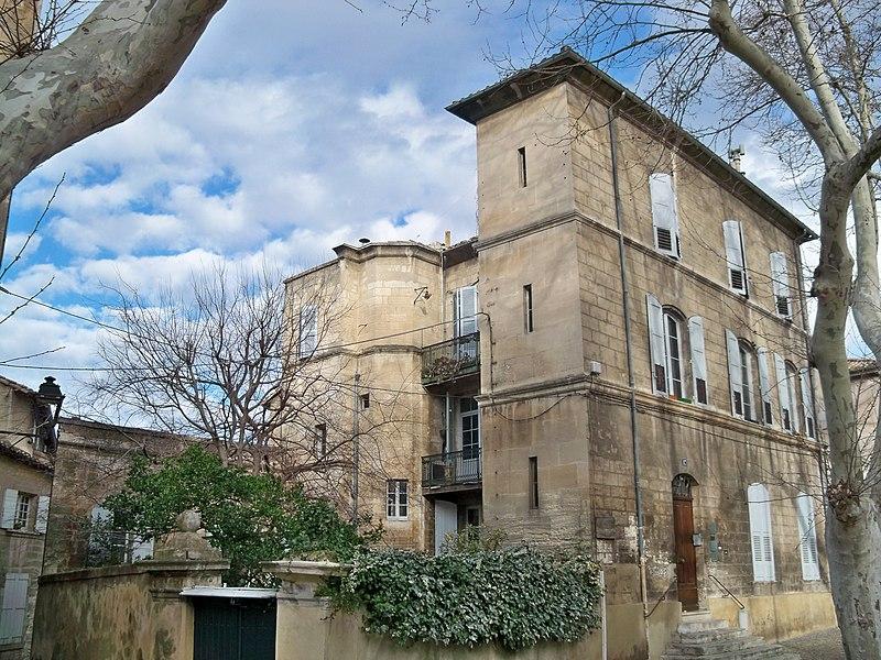 Photo du Monument Historique Maisons situé à Avignon